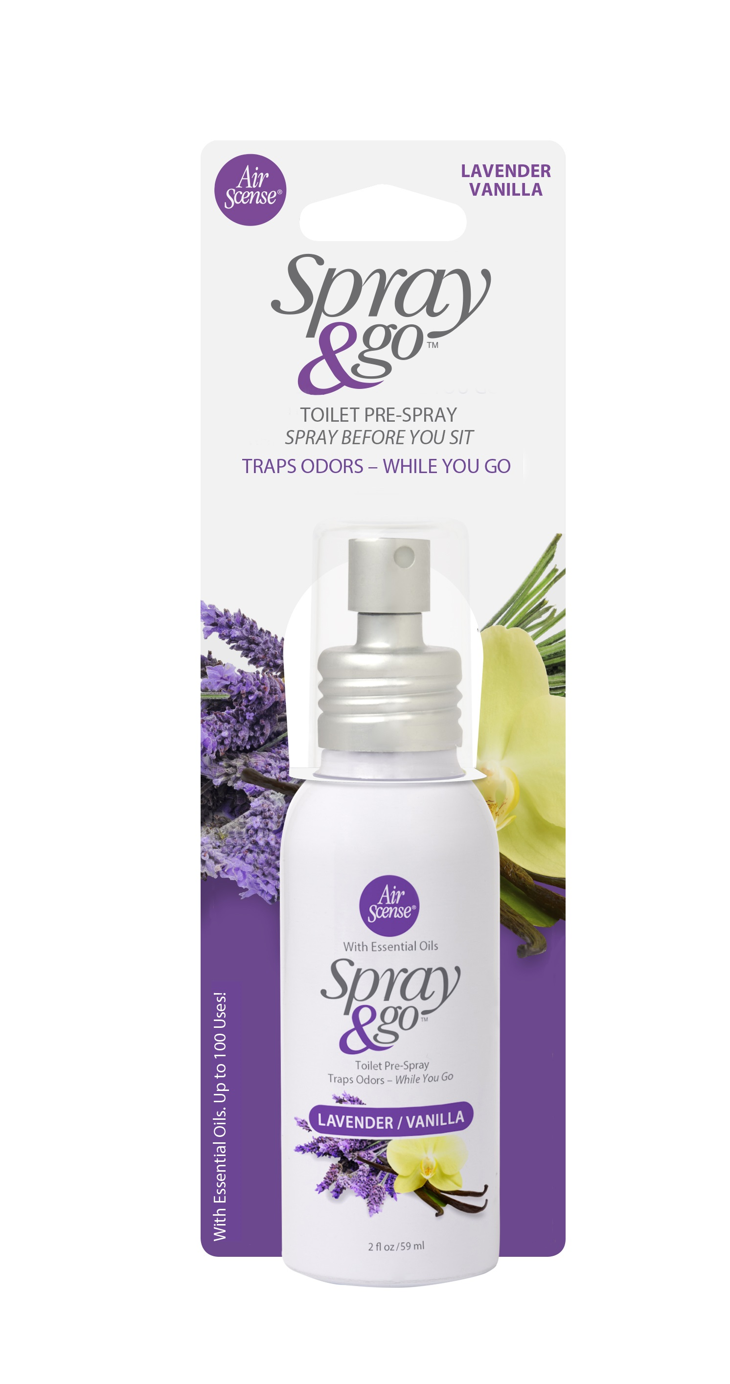 Spray & Go Lavendar